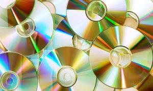 CD Rom Data Dipliceren